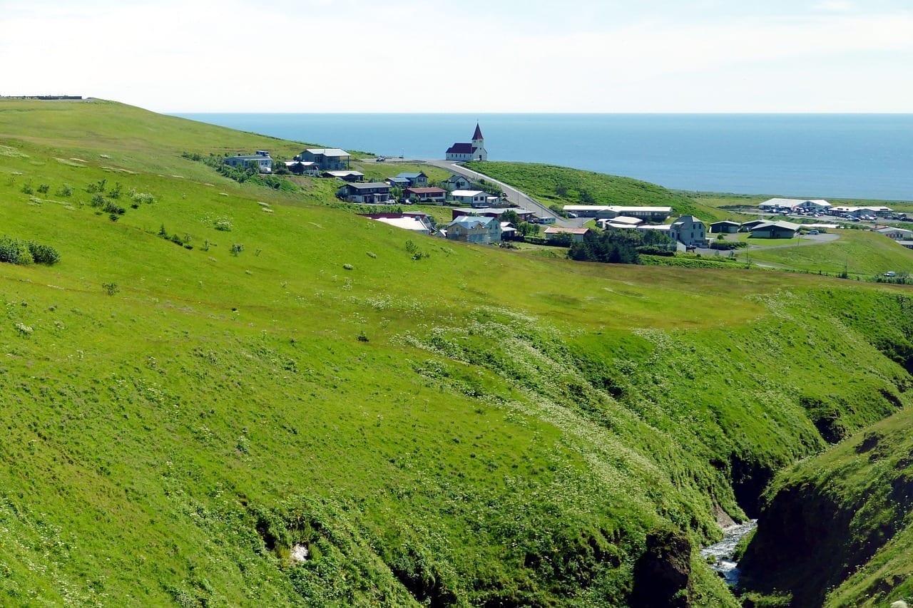 Islandia Vik Costa Sur Islandia