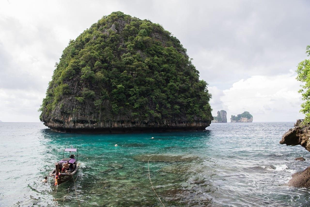 Islas Phi Phi Phuket Tailandia Tailandia