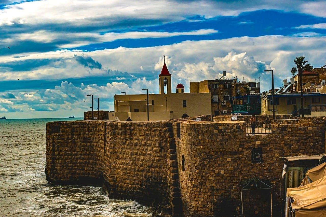 Israel Cultura Vieja De Acre Israel