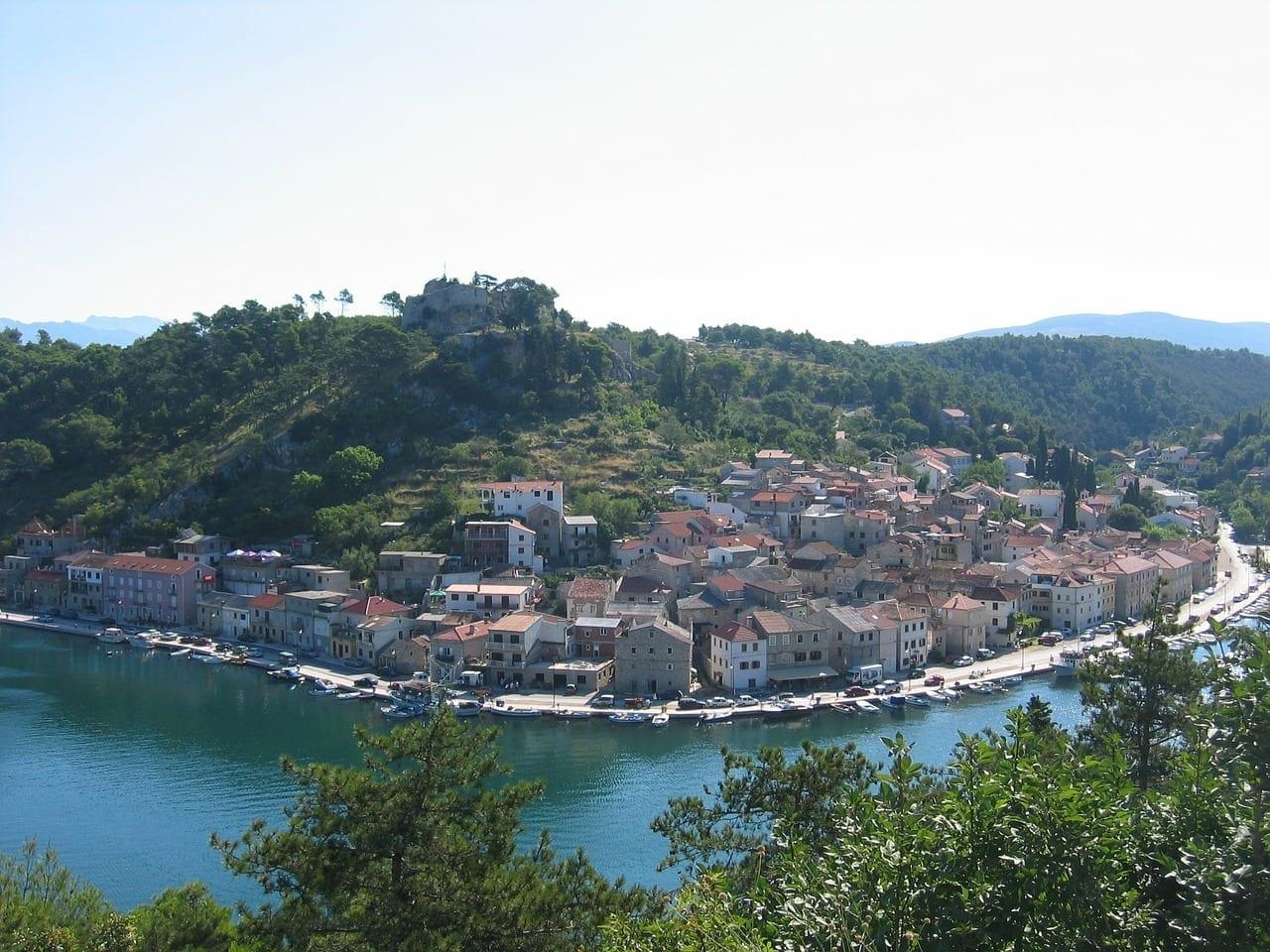 Istria Croacia Pueblo Croacia