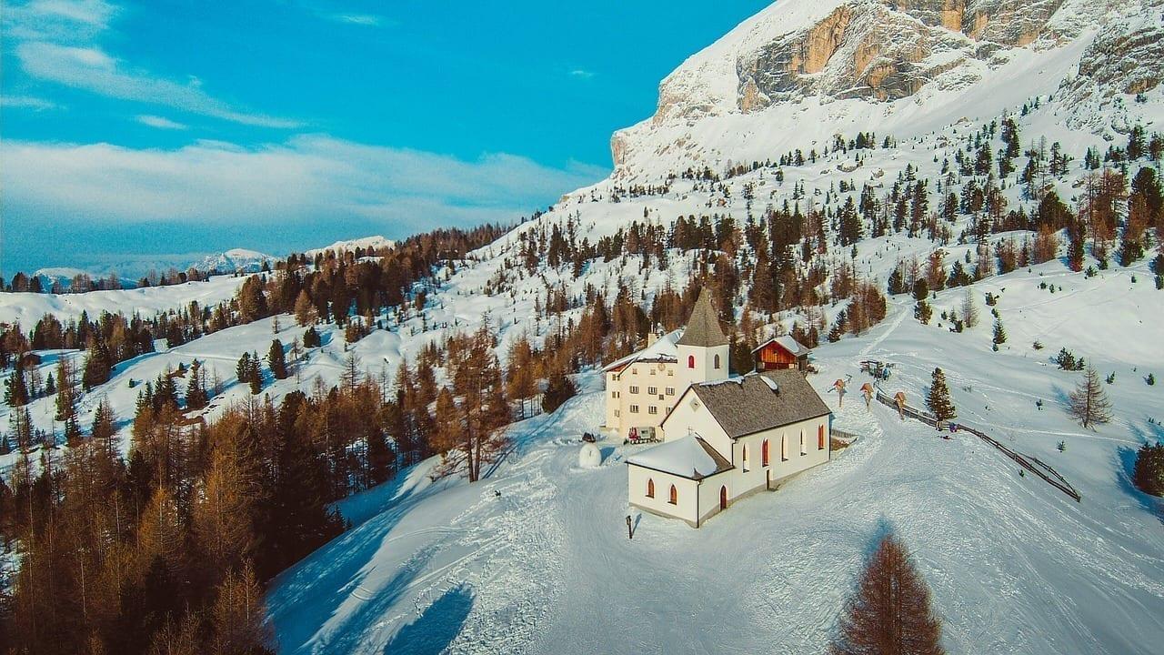 Italia Alta Badia Alpine Italia
