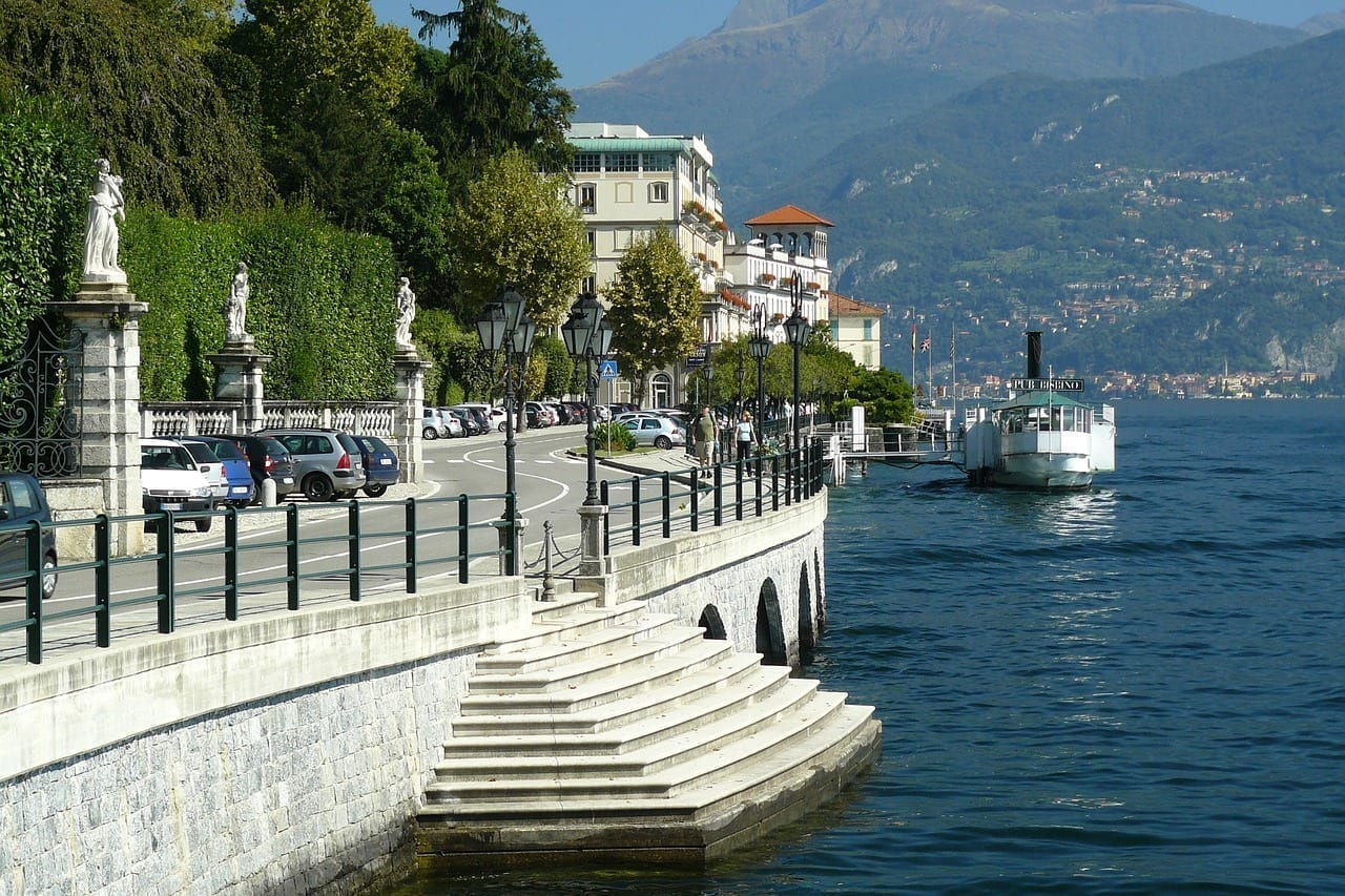 Italia Lago De Como Tremezzo Italia