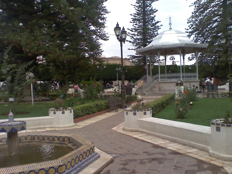 Jardín Principal Pénjamo México