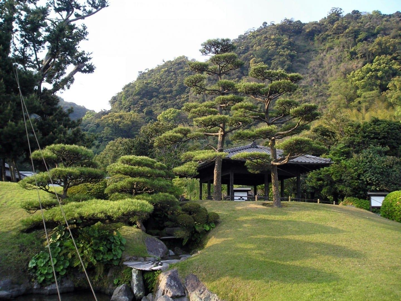 Jardín Sengan'en Kagoshima Japón