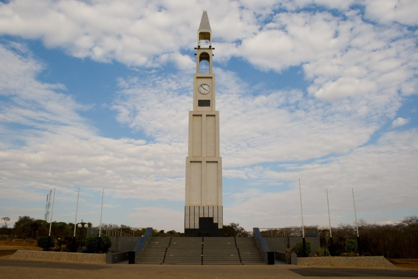 K.A.R. Clocktower Lilongüe Malawi