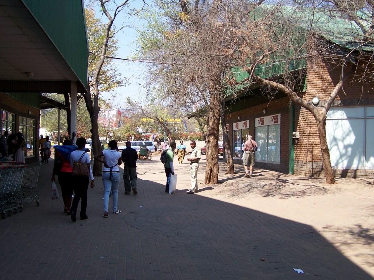 Kasane Kasane Botswana