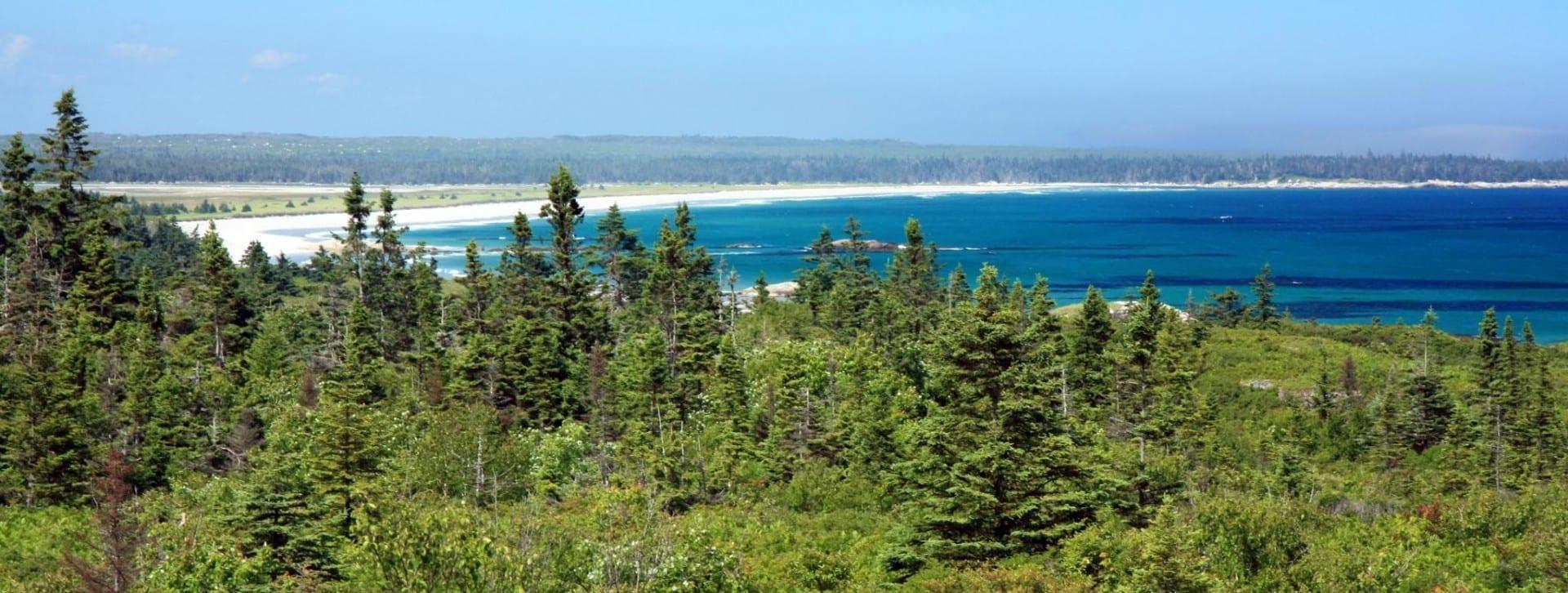 Kejimkujik Seaside Parque nacional Kejimkujik Canadá