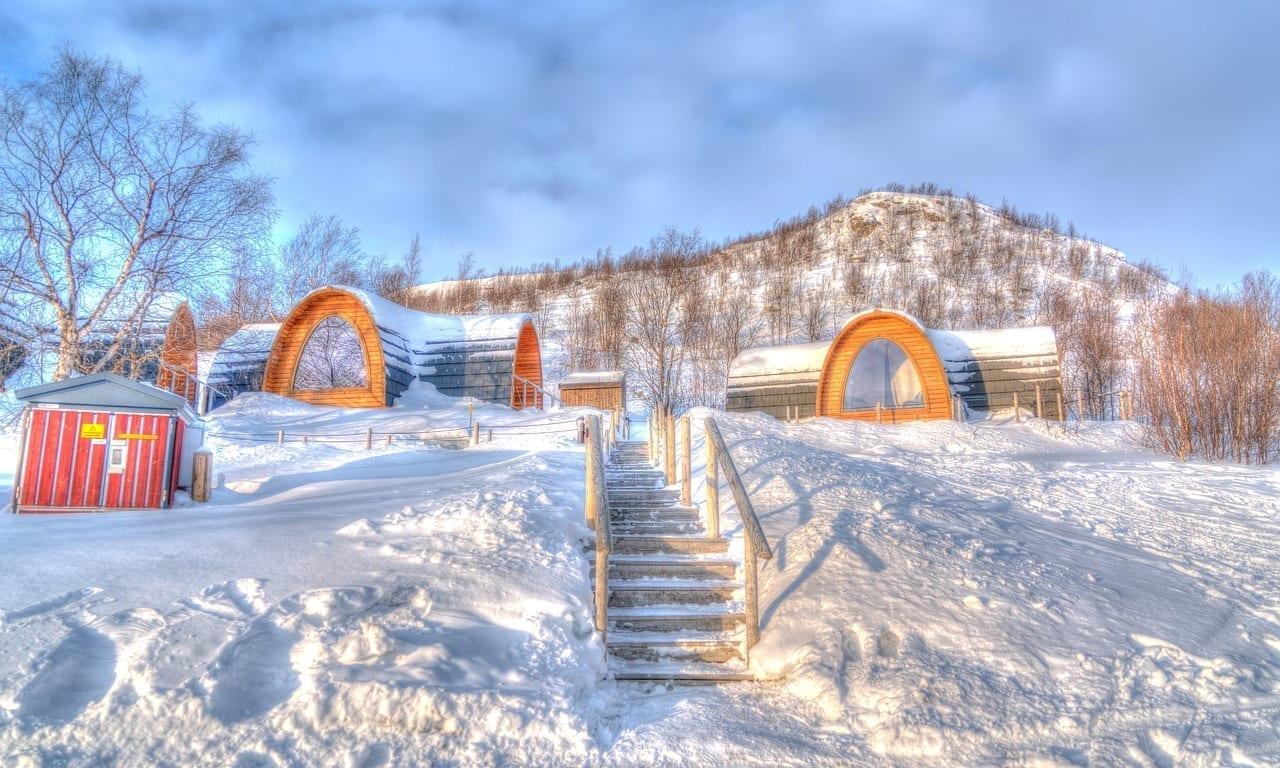 Kirkenes Noruega Arquitectura Noruega