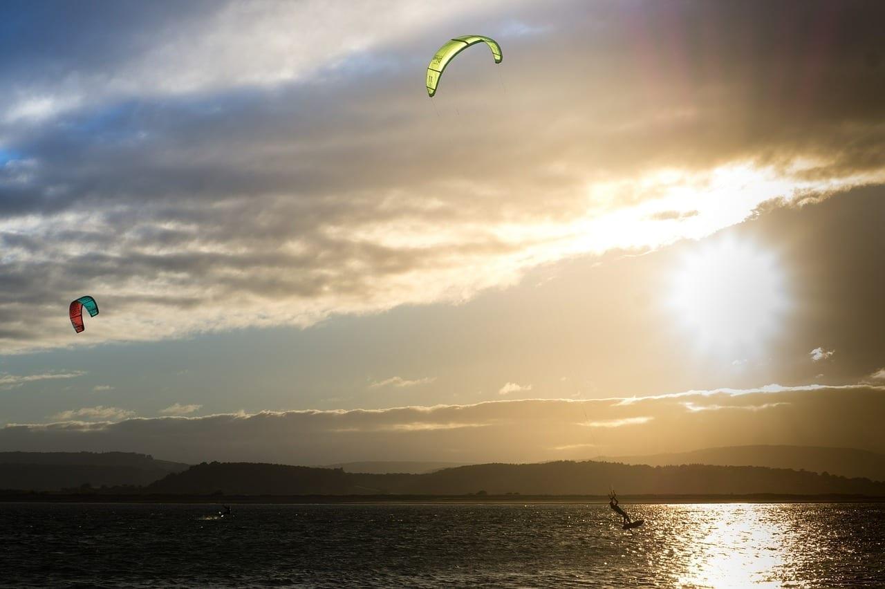 Kite Surf Cometa Exmouth Australia