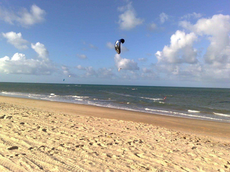 Kite surfing en Cumbuco Cumbuco Brasil