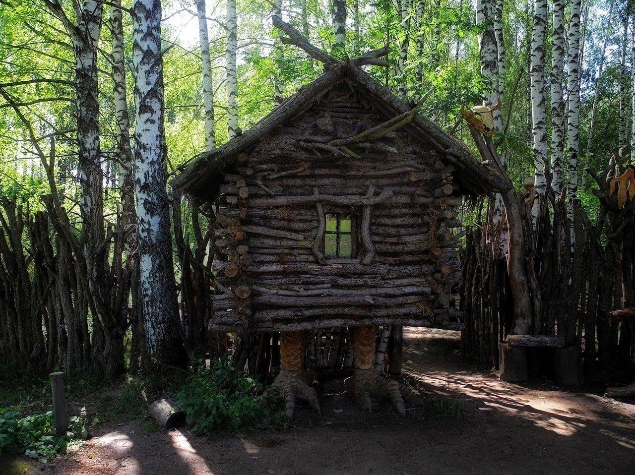 Kostroma Historia Cabaña Rusia