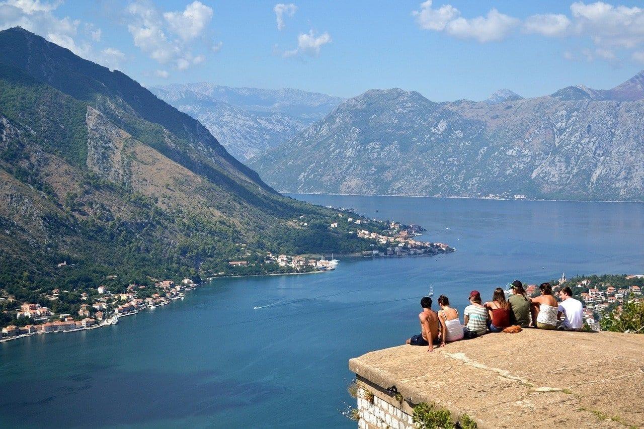 Kotor Montenegro Personas Colombia