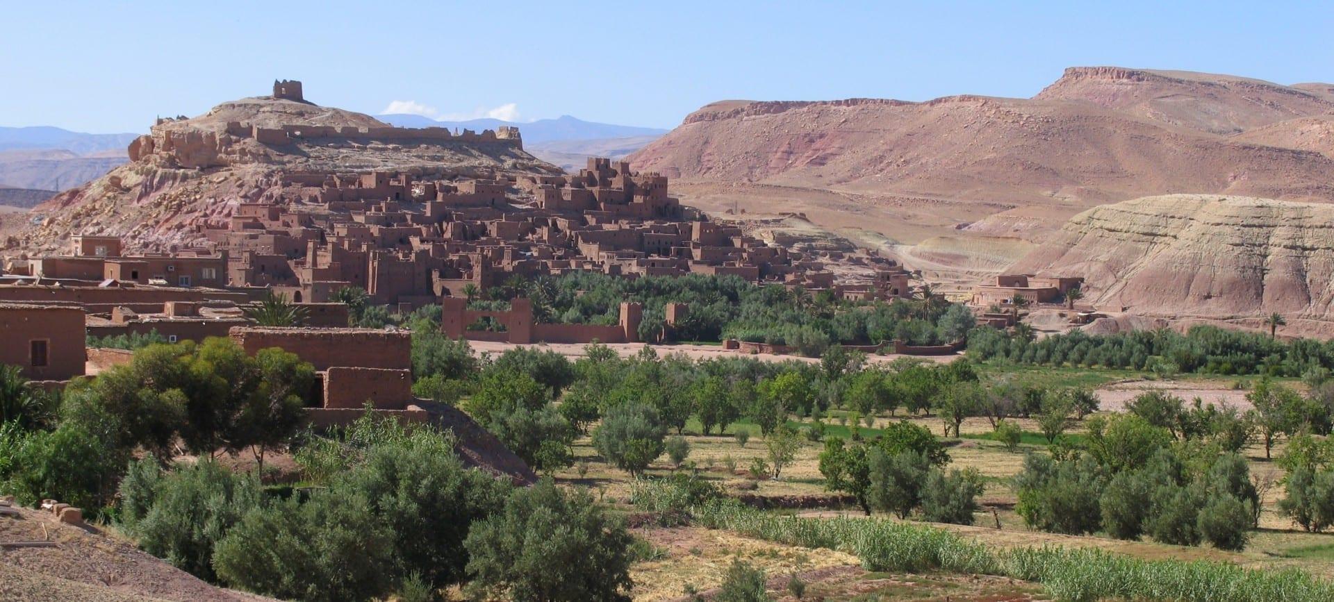 Ksar de Aït-Benhaddou Ait Ben Haddou Marruecos