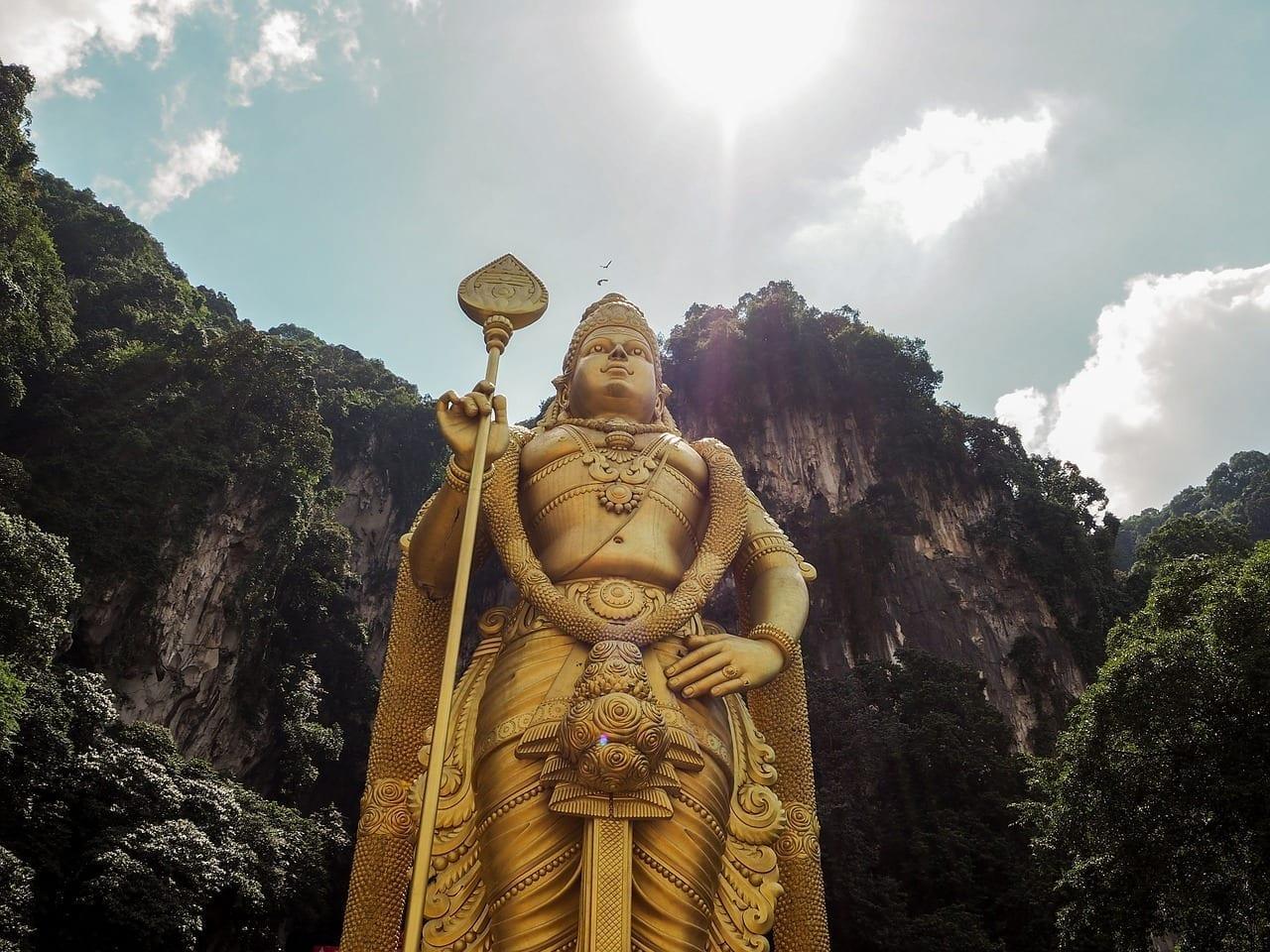 Kuala Lumpur Cuevas De Batu Malasia Indonesia