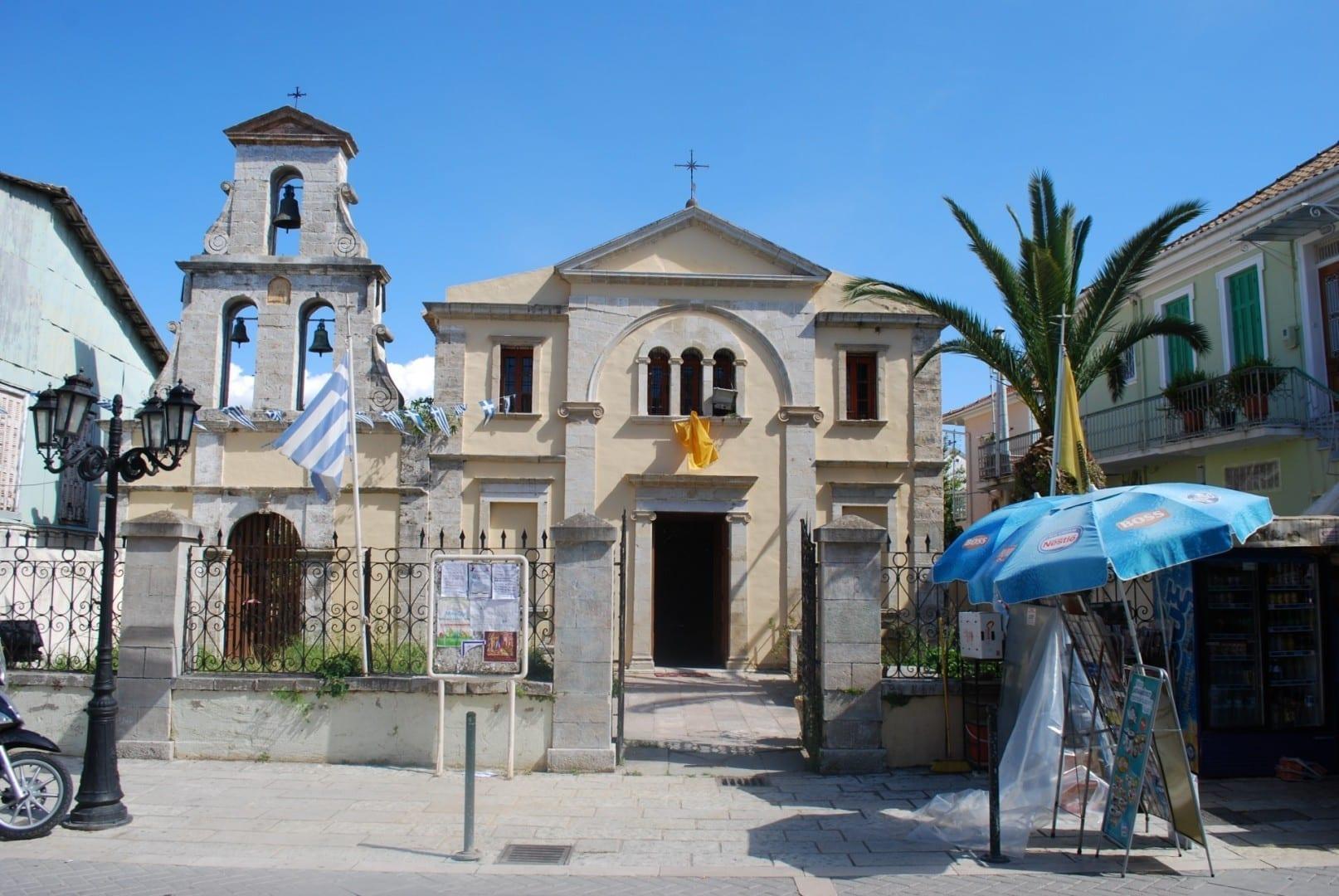 . Léucade Grecia