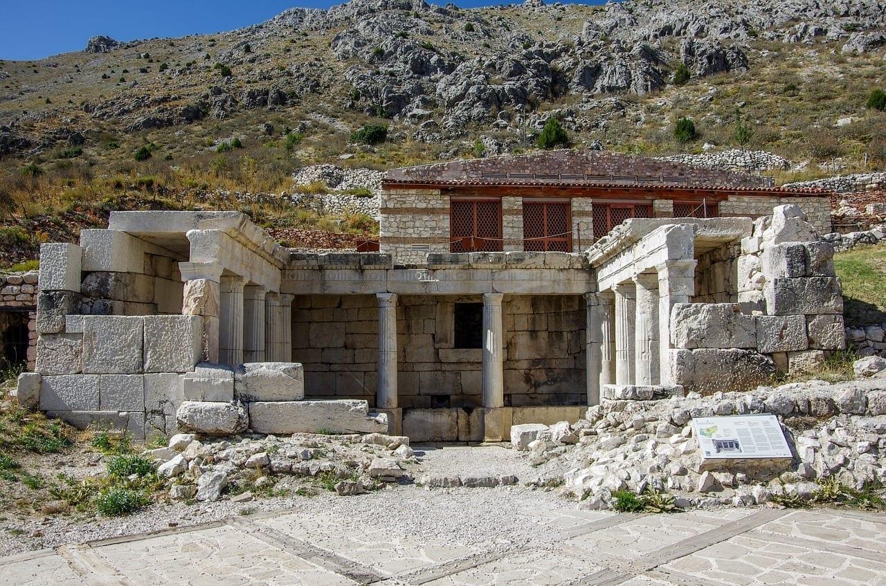 La Antigua Ciudad De Sagalassos Burdur La Historia De La Antigua Ciudad Turquía