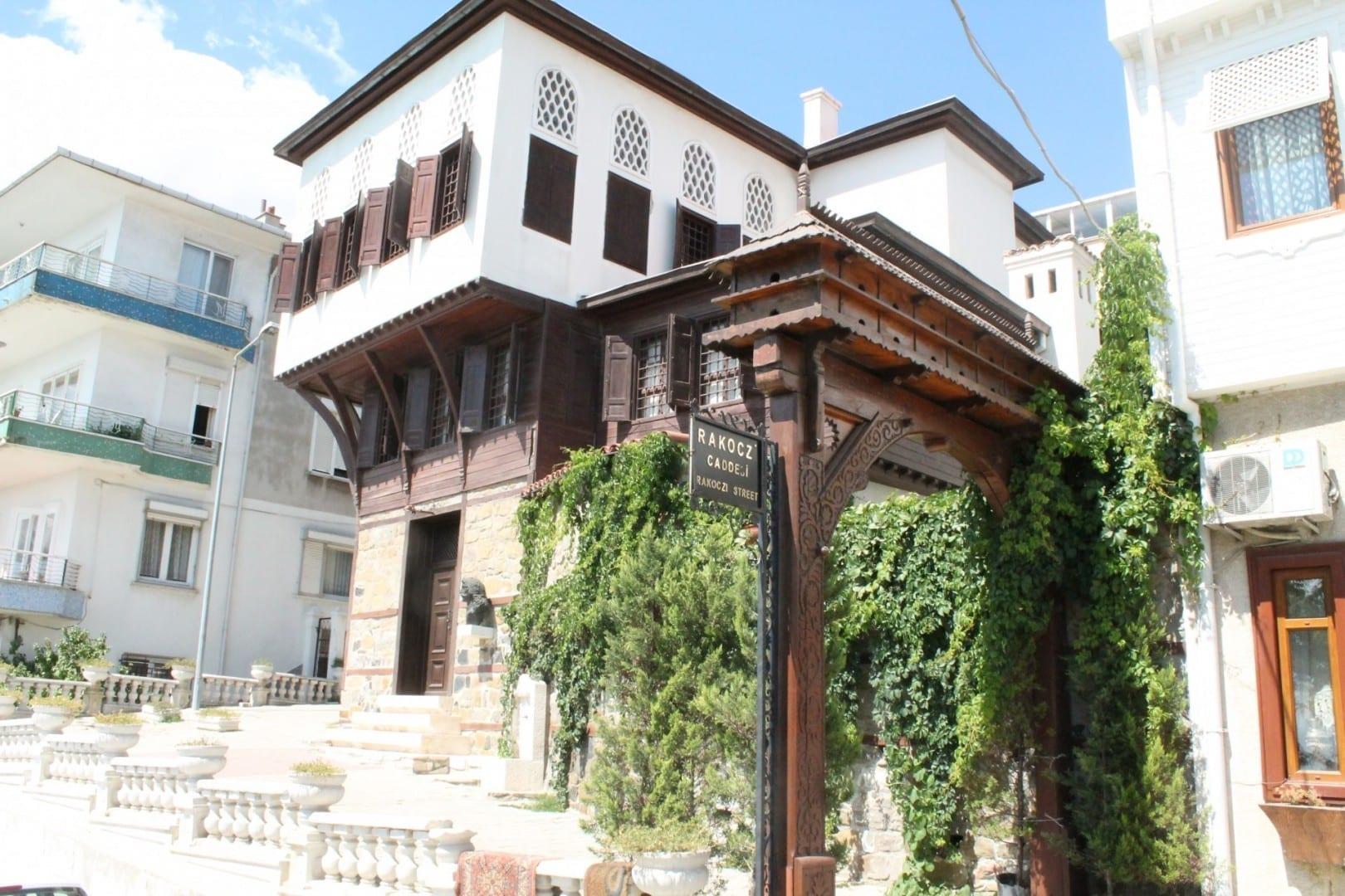 La casa de Rakoczi Tekirdag Turquía