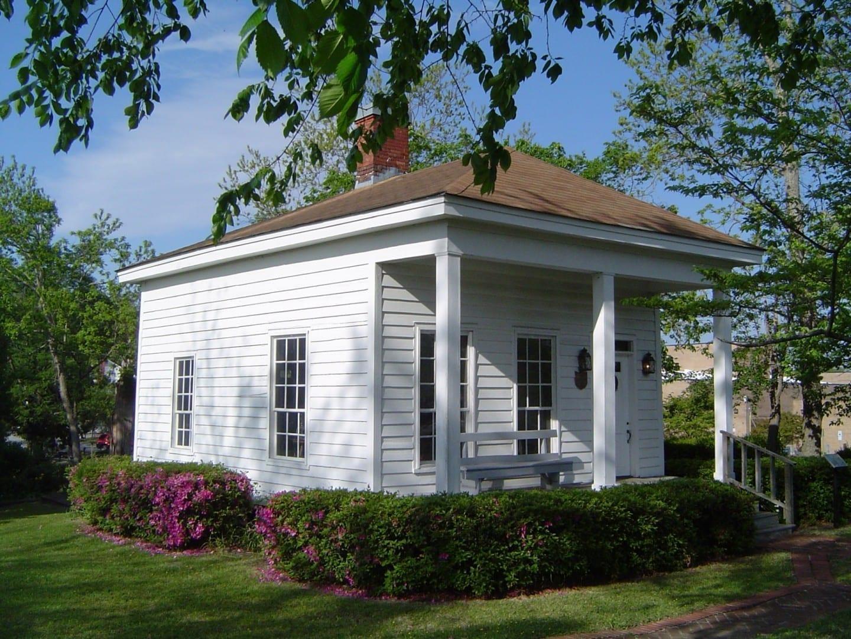 La Casa Pelletier en Jacksonville está inscrita en el Registro Nacional de Lugares Históricos. Jacksonville NC Estados Unidos