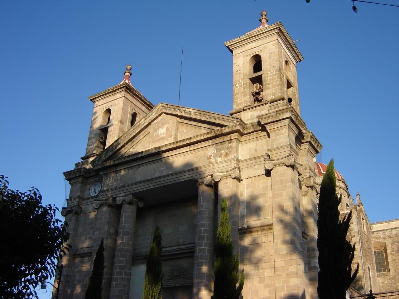 La Catedral. Tulancingo (Tulancingo de Bravo) México