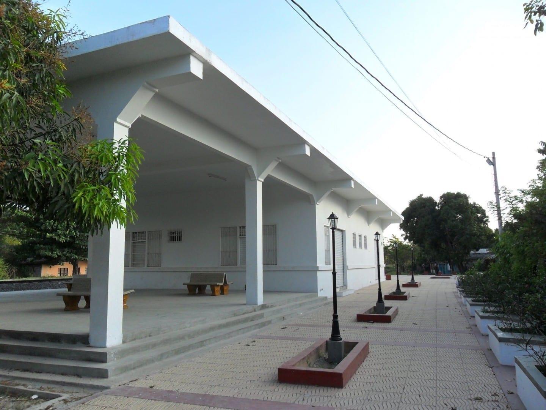 La estación de tren de Aracataca Aracataca Colombia