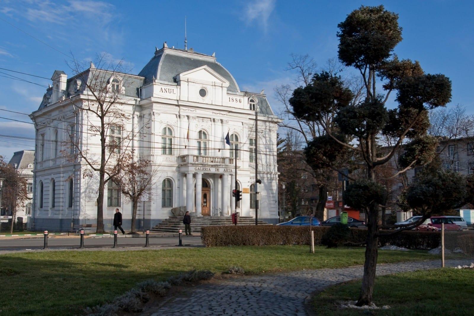 La Galería de Arte Rudolf Schweitzer-Cumpăna Pitesti Rumania