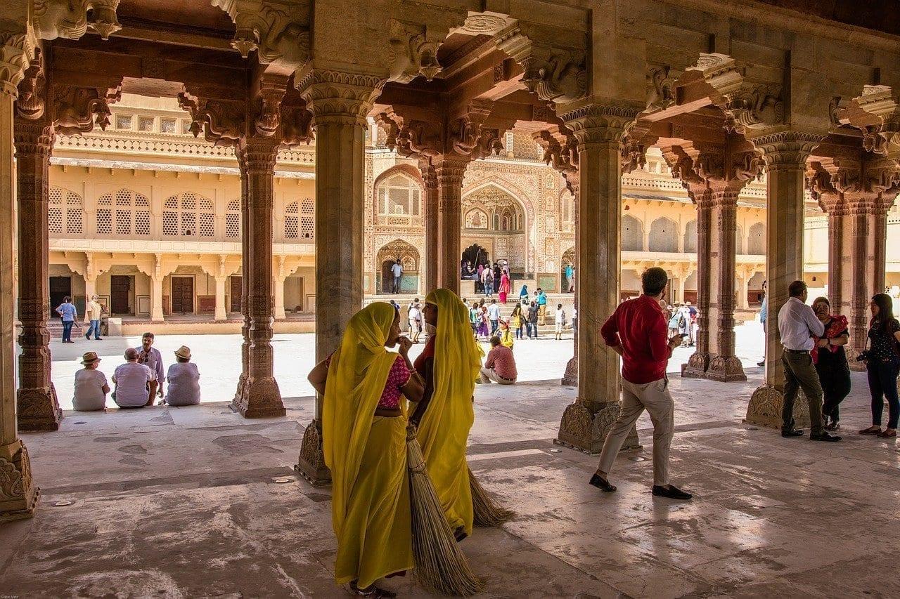 La India Jaipur El Fuerte Amber México