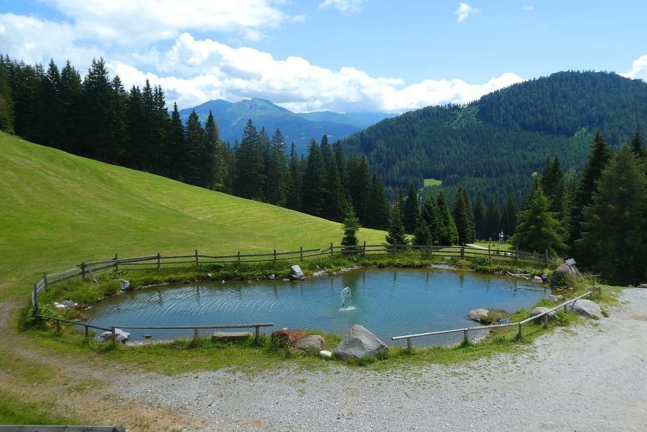 La Montaña Tirol Austria Austria