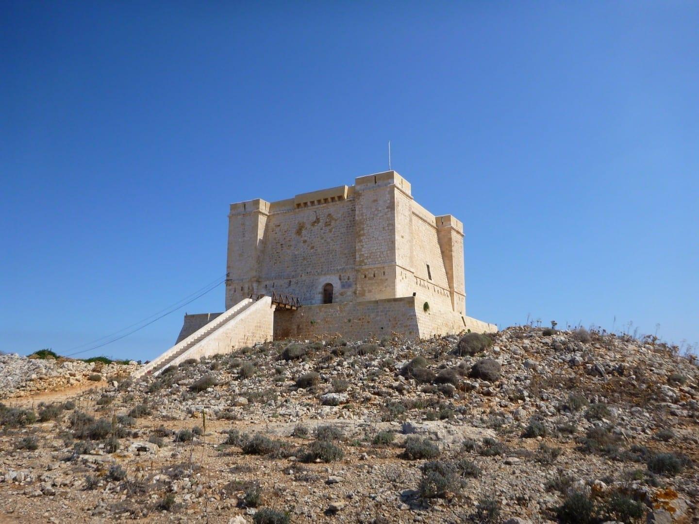La Torre de Santa María Comino Malta