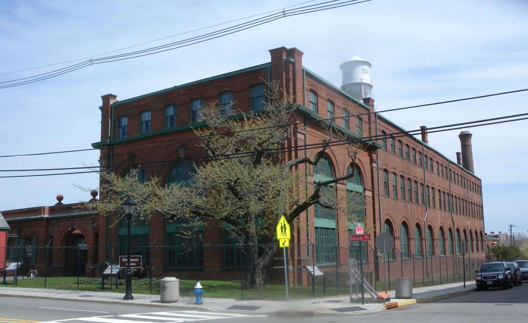 Laboratorio Edison West Orange NJ Estados Unidos