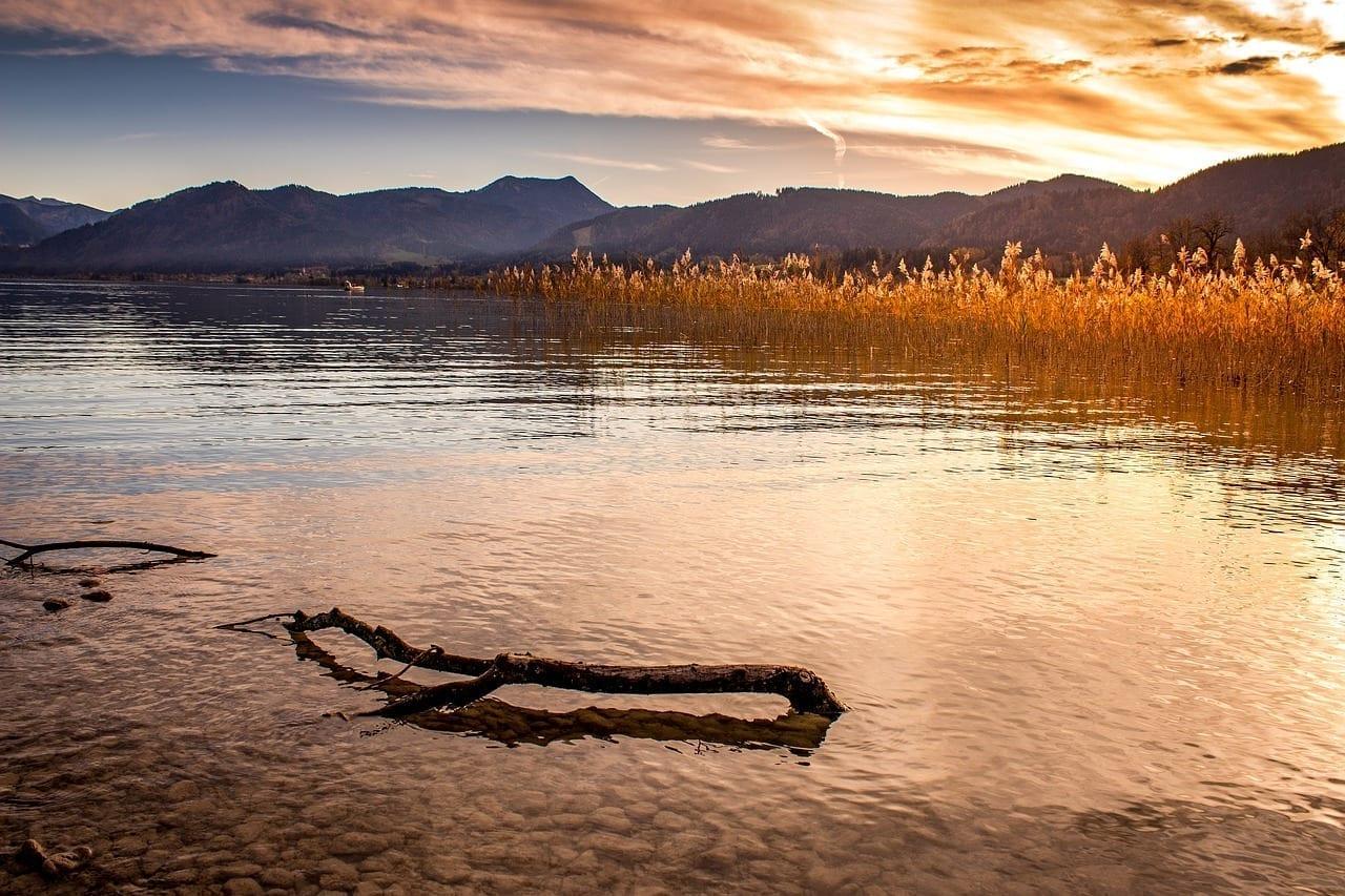 Lago Alpine Tegernsee Alemania