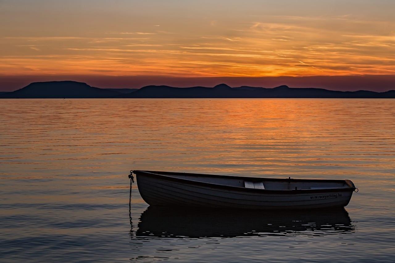 Lago Balaton Lago Agua Hungría