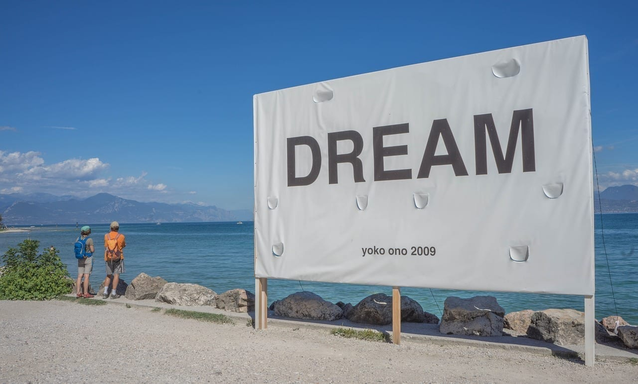 Lago De Garda Sirmione Signo Italia