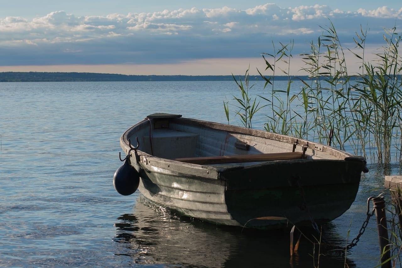 Lago Lago Balaton Agua Hungría