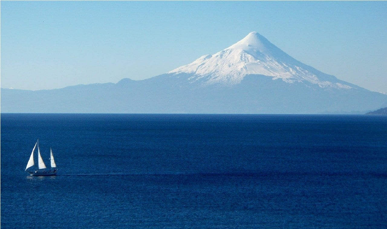 Lago Llanquihue Chile Osorno Chile