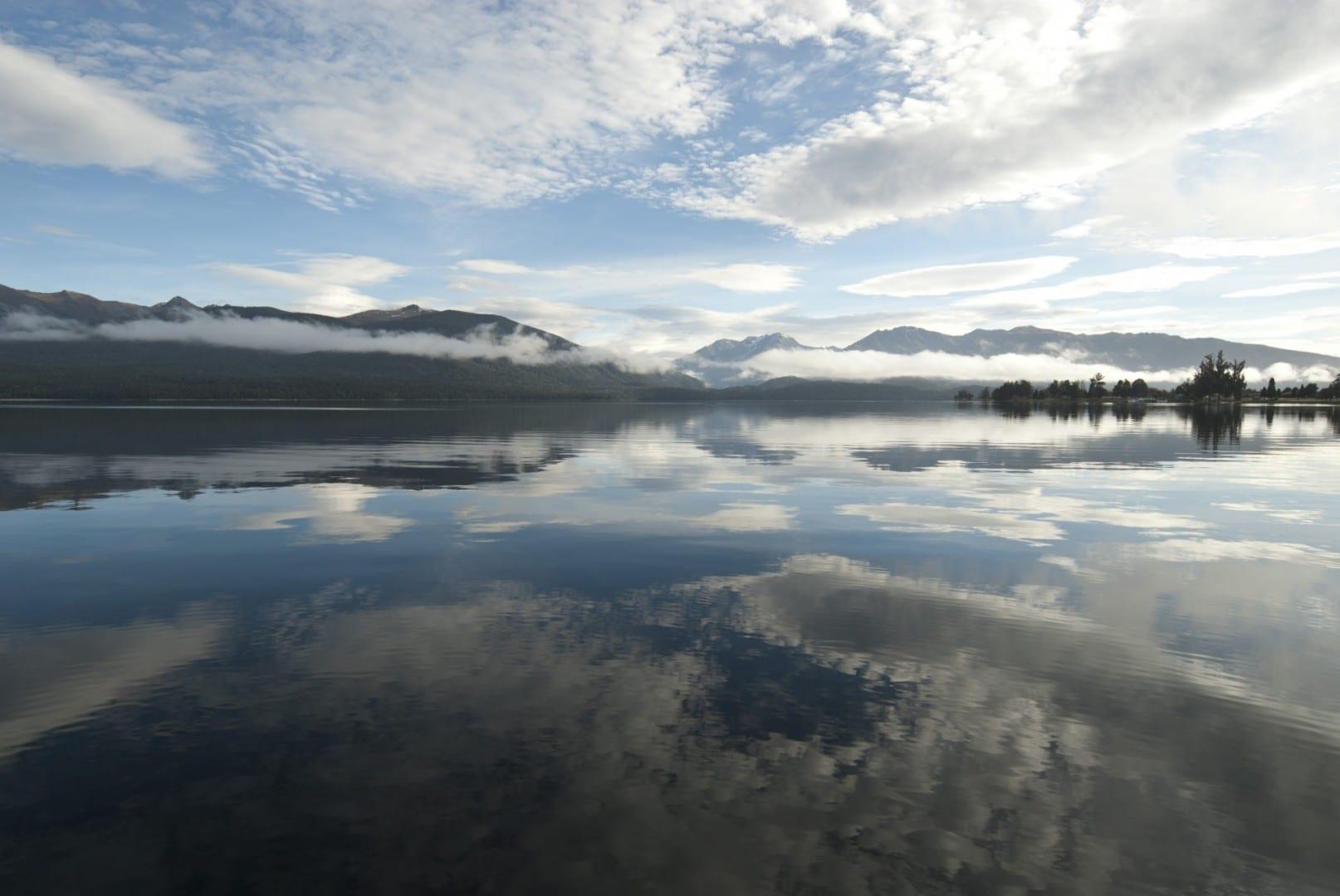 Lago Te Anau Te Anau Nueva Zelanda