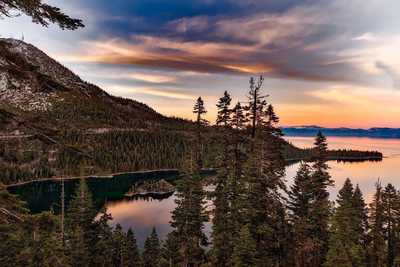 Lake Tahoe California Emerald Bay Australia