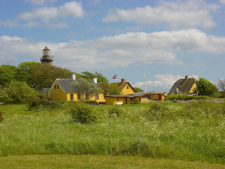 Las islas Hirsholmene están a las afueras de Frederikshavn Frederikshavn Dinamarca