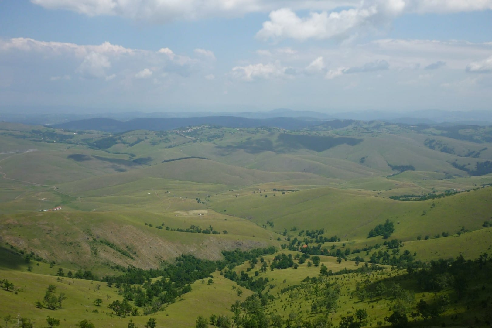 Las montañas de Zlatibor Zlatibor Serbia