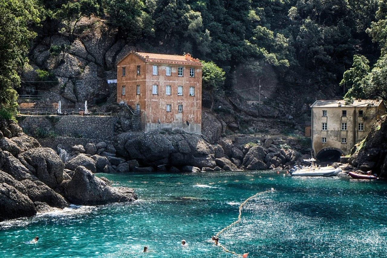 Liguria Camogli Turismo Italia