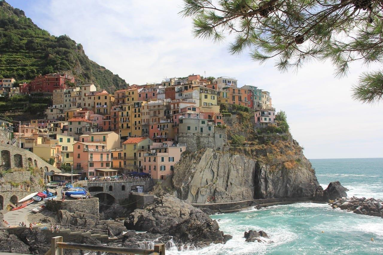 Liguria Cormiglia Italia Italia