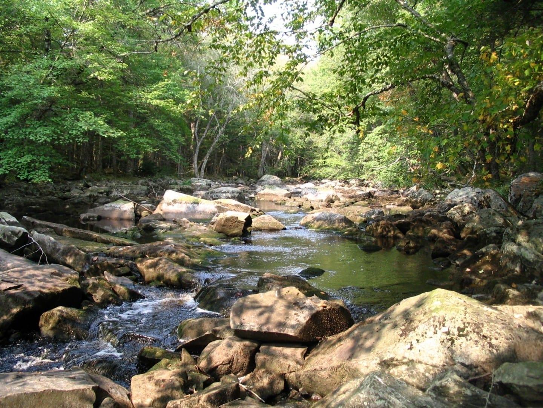 Little River Parque nacional Kejimkujik Canadá
