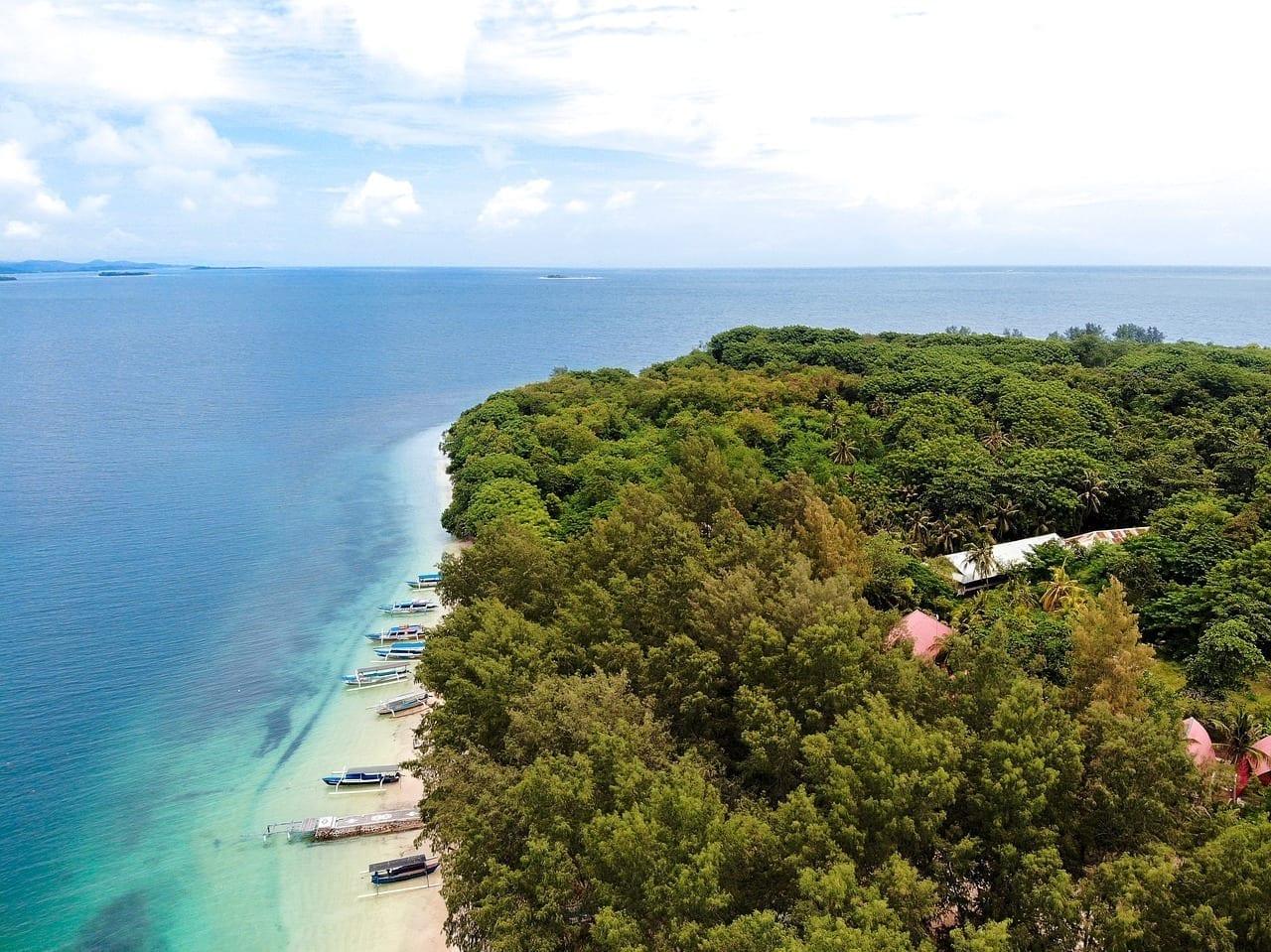 Lombok Playa Blanca Playa Indonesia