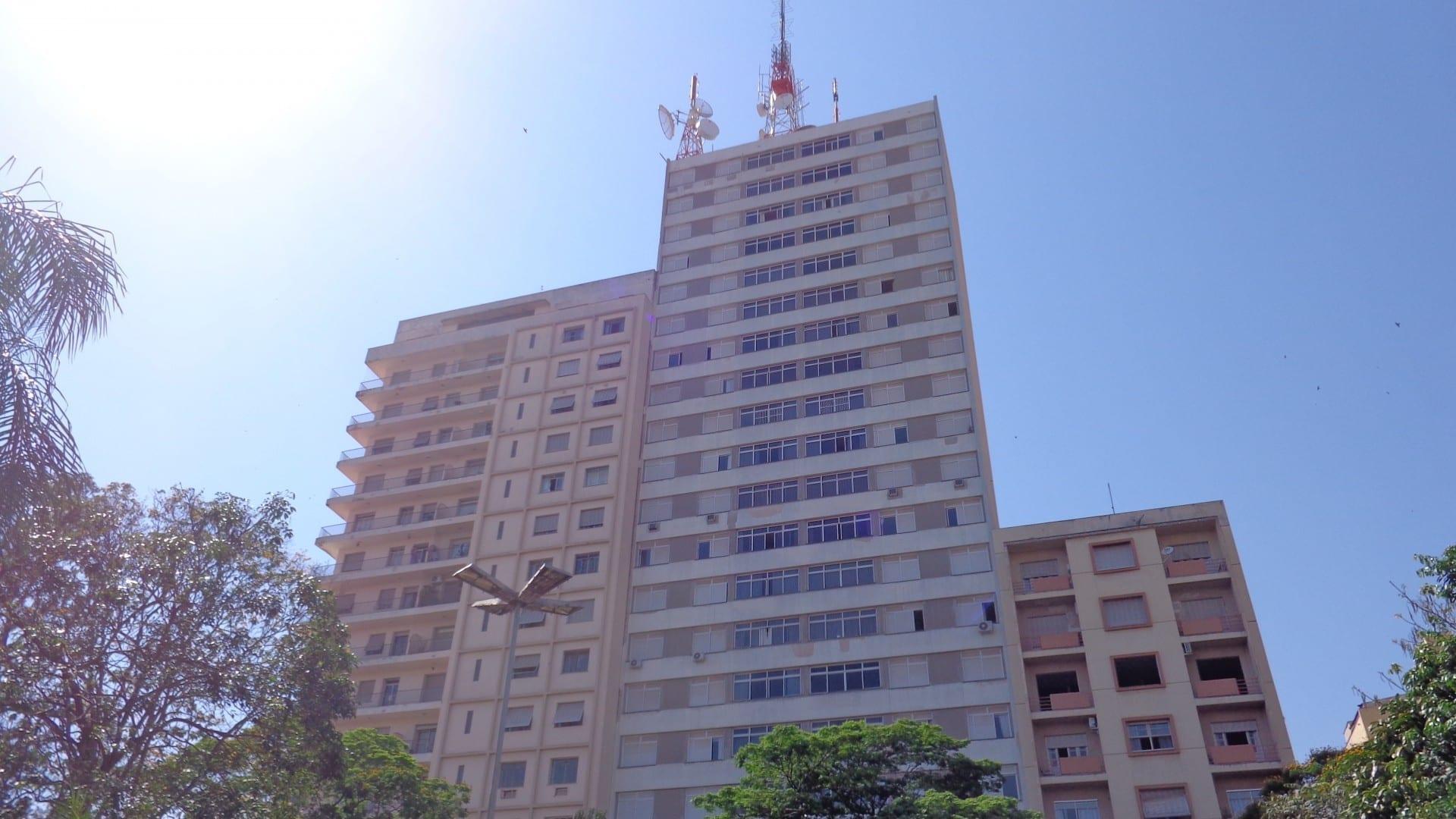 Los edificios de los pioneros Presidente Prudente Brasil