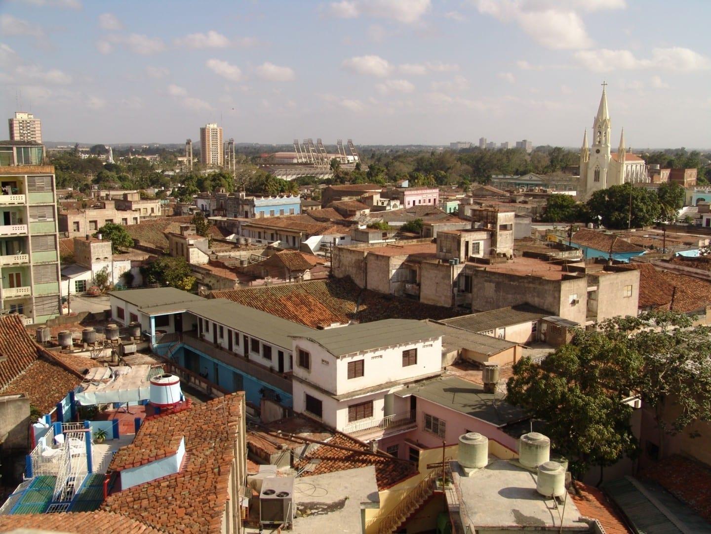 Los tejados de Camaguey Camagüey Cuba