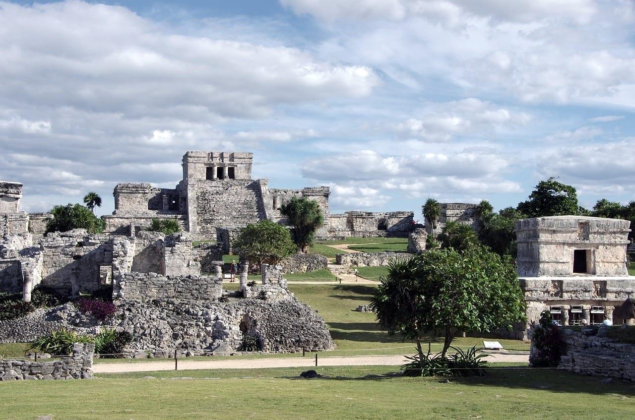 México Tulum Maya México