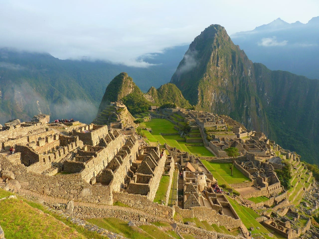 Machu Picchu Perú Inca España