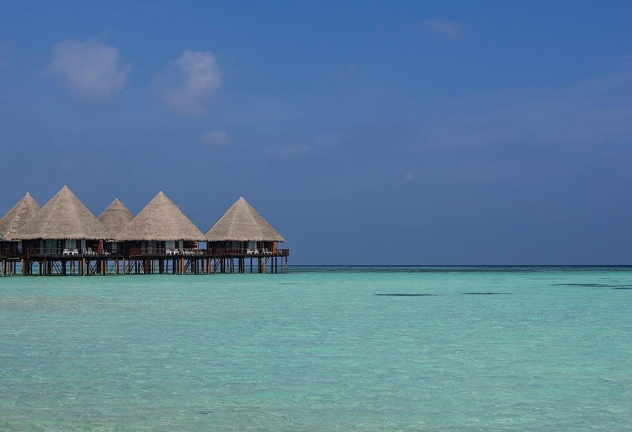 Maldivas Ari Atoll Mar Maldivas