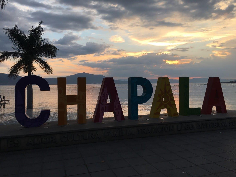 Malecón Chapala Chapala México