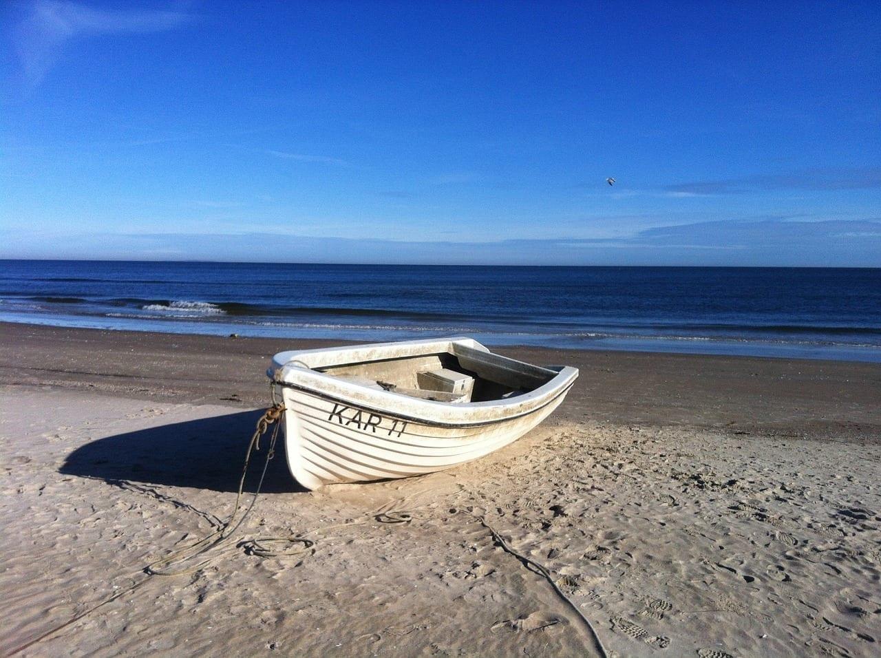 Mar Báltico Barco De Pesca Karl Hagen Alemania