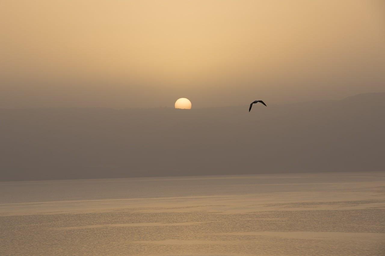 Mar De Galilea Israel El Agua Israel